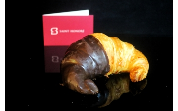 CHOCOLATE BANANA CROISSANT