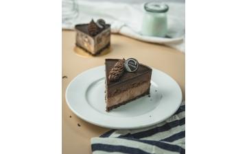 VALRHONA CHOCOLATE CHEESE CAKE 1P
