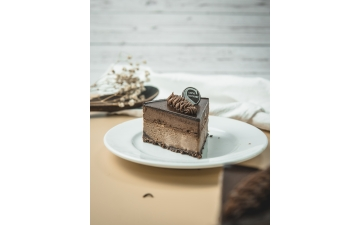Valrhona chocolate cheese cake 1P