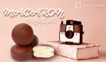 MACARON ENROBÉ - SWEET DESSERT FOR EVERY MOMENT