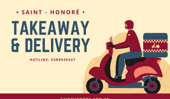 [ANNOUNCEMENT] TAKEAWAY & DELIVERY ONLY FROM 25TH MAY 2021