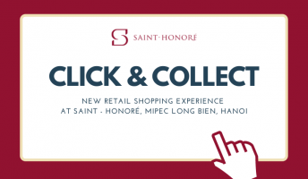 CLICK & COLLECT – NEW RETAIL SHOPPING EXPERIENCE FROM SAINT - HONORÉ