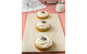 TART LEMON MERINGUE MINI