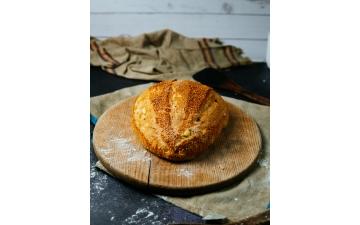 Sourdough bread lotus & mais