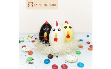 EASTER COCOTTE