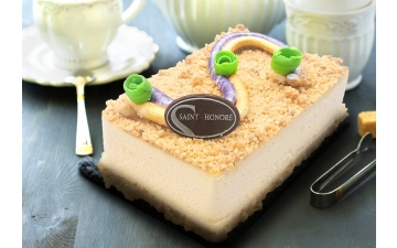 Baked Cheese Cake 4-6p