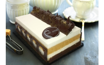 Capuccino Mousse 4-6p