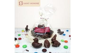 BUNNY CHOCOLATE PACK 10PCS