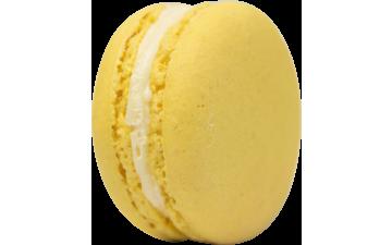 Macaron Passion Fruit