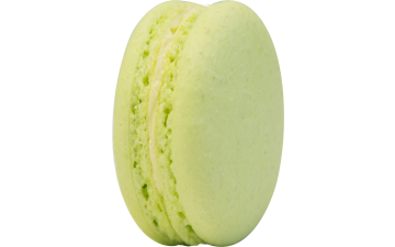 Macaron Strawberry & Lemongrass