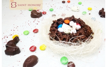 HEALTHY NUTS EASTER NEST MINI