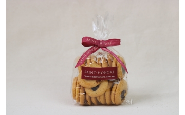 COOKIE RAISIN CHOCOLAT CHIP 100GR