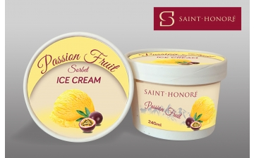 SORBET PASSION FRUIT 240ML