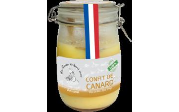 CONFIT DE CANARD DELI