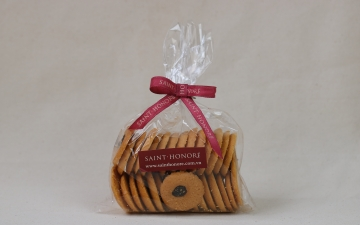 COOKIE PALET RAISIN BOX 150GR