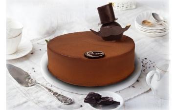 SPONGE CAKE CHOCOLATE (SPECIAL)